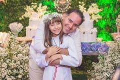 Felipe Aguiar e Maria Clara Montenegro Aguiar