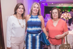 Maira Hide, Desirée Montenegro e Jonila Bezerra