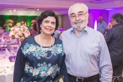 Maria Lígia e José Maria Araújo
