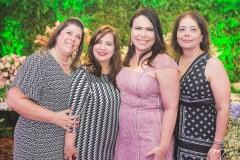 Nara Acioly, Martinha Assunção, Andrea Rios e Cláudia Gradvohl