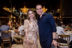 Daniela Barreira e Francisco Campelo