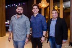 Jonatas Braga, Diego e Euládio Leitão