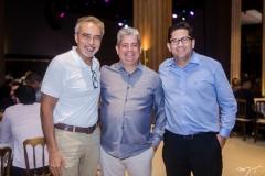 Paulo Angelim, Mozart Farias e Max Santos