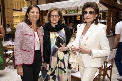 Nunuouche Hambuger, Vanda Jacintho e Renee Behar