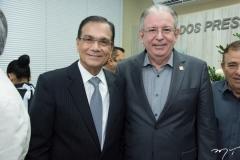 Beto Studart e Ricardo Cavalcante