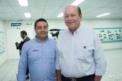 Erivan Sousa e Rafael Leal