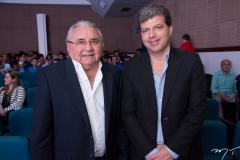 Idemar Citó e Mauro Albuquerque