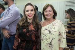 Lucinha Feitosa e Ana Maria Studart