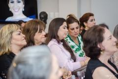 Evento Jussara Regas e Clínica Cláudio Albuquerque