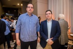 Delano Macedo e Ricardo Viana