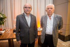 Edinilton Soares e Raimundo Viana