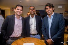 Gilberto Barbosa, Bruno Alberto e Carlos Oliveira