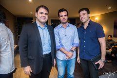 Marco Aurélio, Tiago Barroso e Henrique Mourão