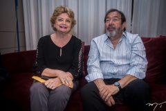 Meire Meyer e Joarez Martins