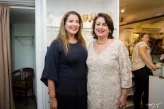 Adriana Cals e Veronica Silva