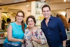 Marcia Andrea, Elsa Silva e Francisco Campelo (1)