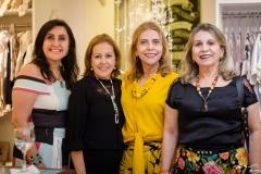 Marlene Mindelo, Rosinha Gomes, Edenia Brandão e Eliane Barbosa