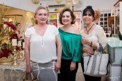 Regia Célia Cabral, Regina Alice Correia e Vera Cabral