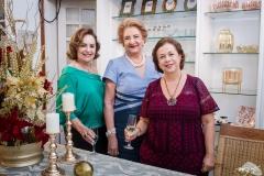 Regina Alice Correia, Tereza Borges e Júlia Philomeno