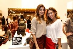 Maysa Marques e Julia Nazarini