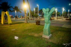 Exposição Formas e Cores à Beira Mar