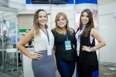 Ana Nogueira, Karine Rodrigues e Cristiane Rolim