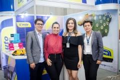 Bruno Queiroz, Nilanne Gabriela Dantas e Maria Elizabeth