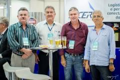 Carlos Farias, Francisco Costa, Roberto Coelho e Robério Soares