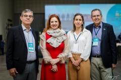 Claudio Bastos, Enid Câmara, Alessandra Romano e Ricardo Parente