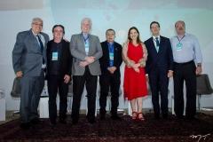 Jorge Melo, Mario Jorge, Murilo Barbosa, José Alcântara, Enid Câmara e José Roberto