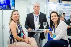 Katia Tavares, Geovana Maranhão e Nathalia Vieira