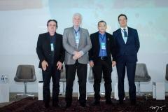 Mario Jorge, Murilo Barbosa, José Alcântara