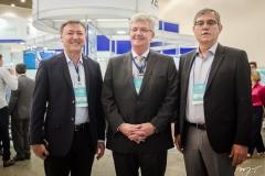 Maurício Filizola, Carlos Maia e Claudio Bastos