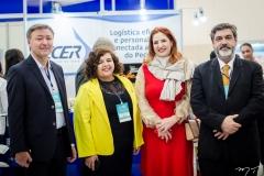 Maurício Filizola, Clivânia Texeira, Enid Câmara e Jorge Oliveira