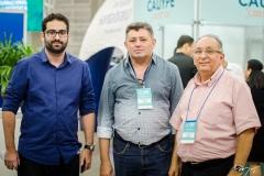Renan Ribeiro, Gilberto Ferreira e Ivanilo Ribeiro