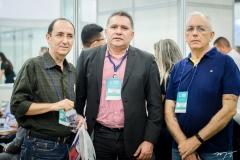 Roberio Assunção, Expedito Junior e Roberto Frota