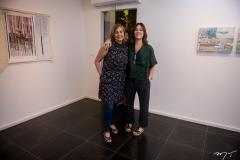 Laura Villarosa E Maria Fernanda Lucena