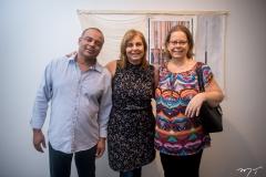 Leonardo Rodrigues, Laura Villarosa E Patrícia Filardi