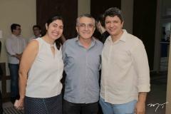 Milena Auip, Chico Alberto e Josemar Costa