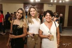 Nara Diógenes, Marília Belo e Mariana Costa