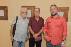 Nilo Albuquerque, Orlando Ramos e Luciano Arruda