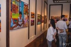 Exposição Sertão Holandês por Stênio Burgos