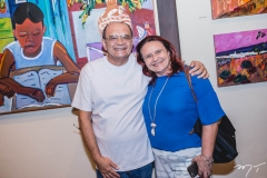 Stênio Burgos e Beth Aragão