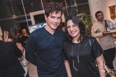 Felipe Costa e Nathalia Canamary