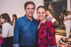 Fernando Novais e Ana Virginia Furlane