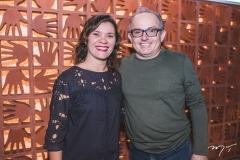 Isabel Botelho e Luiz Sabadilha