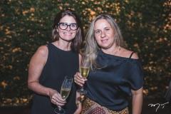 Lucy Galvão e Ticiana Mendes