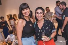 Marina Braga e Cecilia Andrade