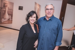 Nelma Figueiredo e Esdras Guimarães