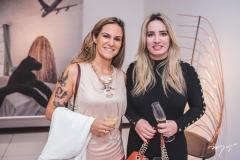 Tereza Viriato e Cristina Vasconcelos